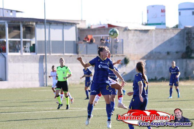 12/10/19 - Pink Bari-Verona 0-0
