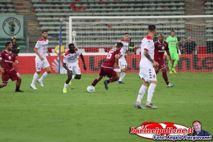 16/09/19 - Bari-Reggina 1-1