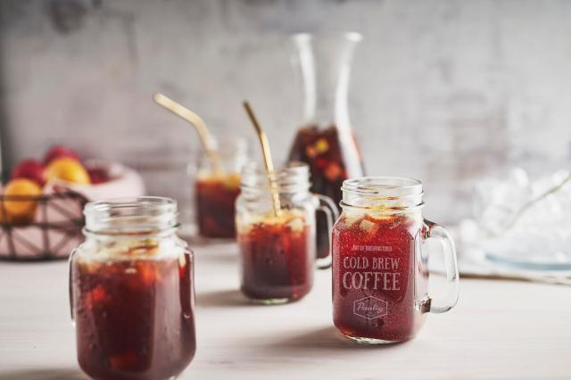 Cold Brew Sangria (Non-Alcoholic) Coffee