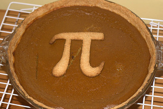 Pi on a Pie