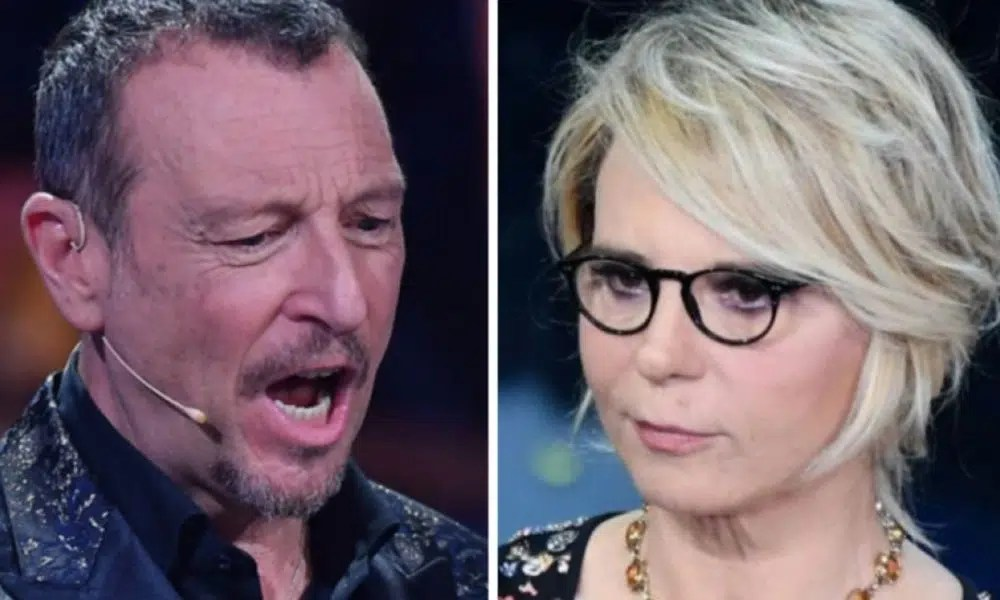 Amadeus Sanremo 2021 Speaking Of Having Maria De Filippi With Him Decides To Be Sincere And Says Exactly What He Thinks Baritalia News Archyde