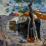 Lebanon Ehden Village, Lebanese House | Barjeel Art Foundation