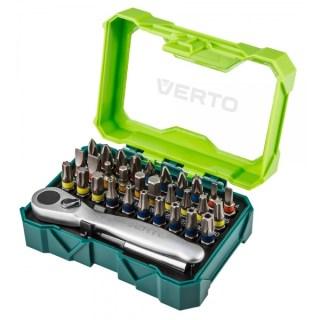 Verto Behajtótüske készlet 32 részes 66H622 Minden termék