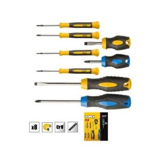 Topex Csavarhúzó készlet 8 részes 39D888 Minden termék