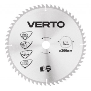 Verto Körfűrészlap 300X30mm 60 fog Minden termék
