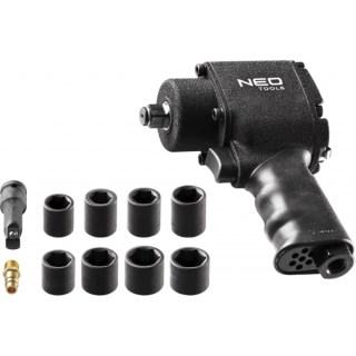 Neo Pneumatikus kulcs 1/2˝ 69 Kg Dugókulcs készlettel 12-022 Minden termék