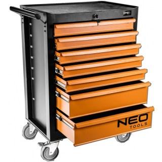 NEO Szerszámkocsi 7 fiókkal 84-222 Minden termék