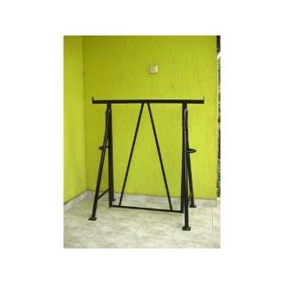 Kőműves vasbak 70- 103 cm-ig állítható 1 m széles Minden termék