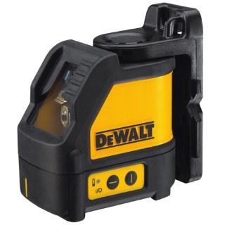 DeWALT DCE088NR-XJ 10.8V piros keresztlézer akku és töltő nélkül Minden termék