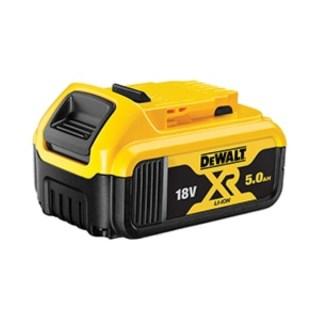 DeWALT 18V 5.0Ah XR Li-Ion akkumulátor Minden termék