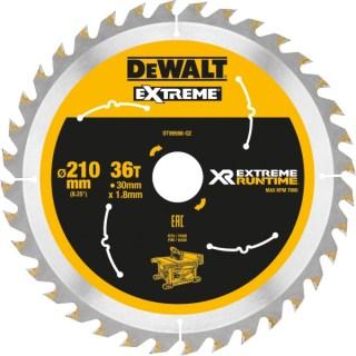 DeWALT DT99567-QZ XR Flexvolt körfűrészlap 210x30mm 60T Minden termék