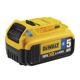 DeWALT DCB184B 18V 5Ah XR Li-ion Bluetooth akkumulátor Minden termék
