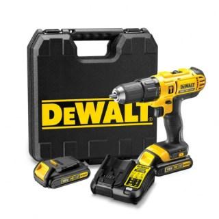 DeWALT DCD771C2-QW Akkus fúró-csavarbehajtó 18V Minden termék