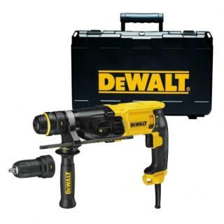 DeWALT D25144K Fúró-vésőkalapács cseretokmánnyal kofferben 900W/3J Minden termék