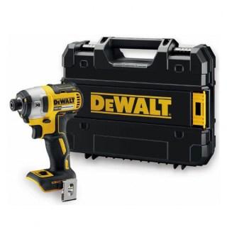DeWALT 18V XR ütvecsavarozó akku és töltő nélkül T-STAK kofferben Minden termék