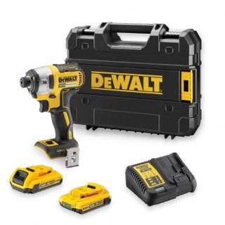 DeWALT DCF887D2-QW Ütve-csavarbehajtó Minden termék