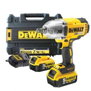 DeWALT DCF899HP2-QW Akkumulátoros 3 sebességes ütve csavarozó Minden termék