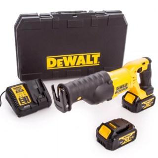 DeWALT DCS380M2QW Akkus orrfűrész 18V/4,0Ah Minden termék