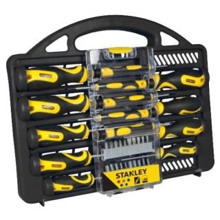 Stanley csavarhúzó készlet 34 részes (STHT0-62141) Minden termék