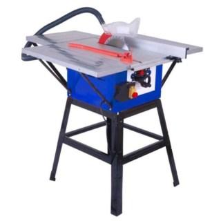 DEDRA Asztali faipari körfűrész, 254mm, 2kW Minden termék