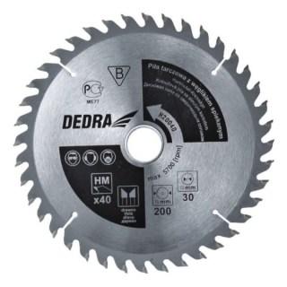 DEDRA Körfűrészlap fához 255X60X30 Minden termék