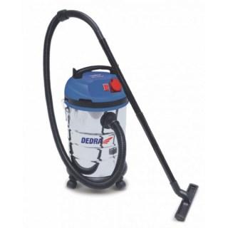 DEDRA Porszívó HEPA filter, száraz és nedves szívásra (1400W/30L) (DED6600) Minden termék