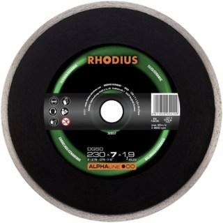 Rhodius gyémánt vágótárcsa 125×22.2×1.6 Minden termék