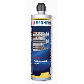 BERNER MCS Uni Plus Rögzítő hab 300ml Minden termék