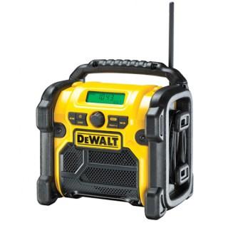 DeWALT DCR019-QW Akkus rádió 10,8V-18V Akku és töltő nélkül Rádió