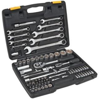 Topex Dugókulcs készlet  38D686 1/4-1/2 82 Minden termék