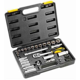 Topex Dugókulcs készlet 38D640  1/4″ 46 R Minden termék