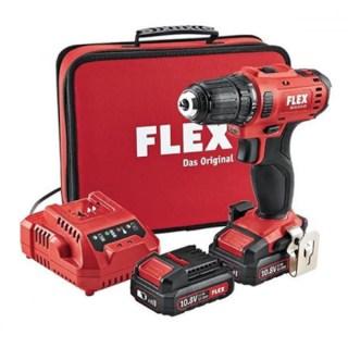 FLEX DD 2G 10.8 LD / 2,5Ah Akkus fúró-csavarozó 10,8V Minden termék
