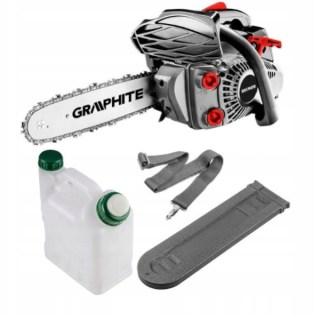 GRAPHITE Láncfűrész 58G950 0,8 KW ,12″ (305MM) Minden termék