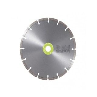 Kapriol gyémánt vágótárcsa – 125×22,2 – 10mm – DS30T-ECO-Szegmenses Minden termék