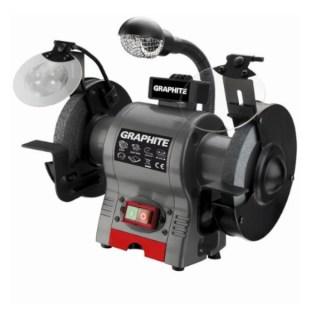 GRAPHITE Köszörűgép 375W 150 mm 59G383 Minden termék