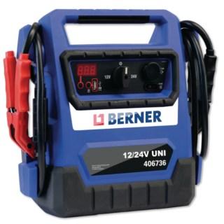 """BERNER Univerzális indítássegítő """"Booster"""" 20 Ah, 12/24V Minden termék"""