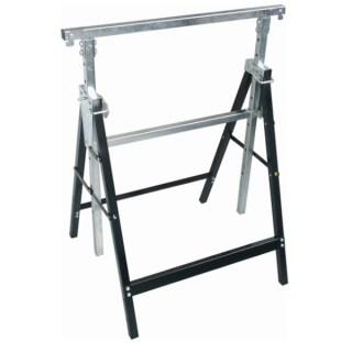 EXTOL Asztalosbak/festőbak állítható összecsukható; 810mm-1300mm, Minden termék