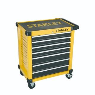 Stanley Transmodule rendszer 27″ 7 fiókos görgős szerszámszekrény (STMT1-74306) Minden termék