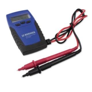 BERNER Multimeter Pocket, kicsi Multiméter
