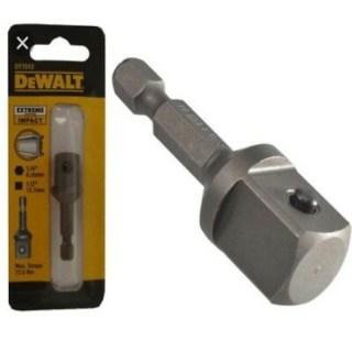 DeWALT Adapter 1/4″-ról 1/2″-ra Impact Minden termék
