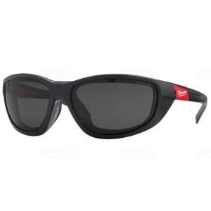 MILWAUKEE Prémium védőszemüveg tömítéssel, sötétített (4932471886)