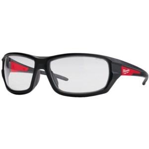 MILWAUKEE Prémium védőszemüveg, víztiszta (4932471883)