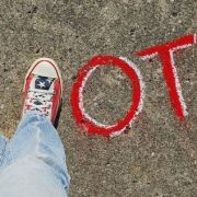 Voting Rights with Chucks and Chalk