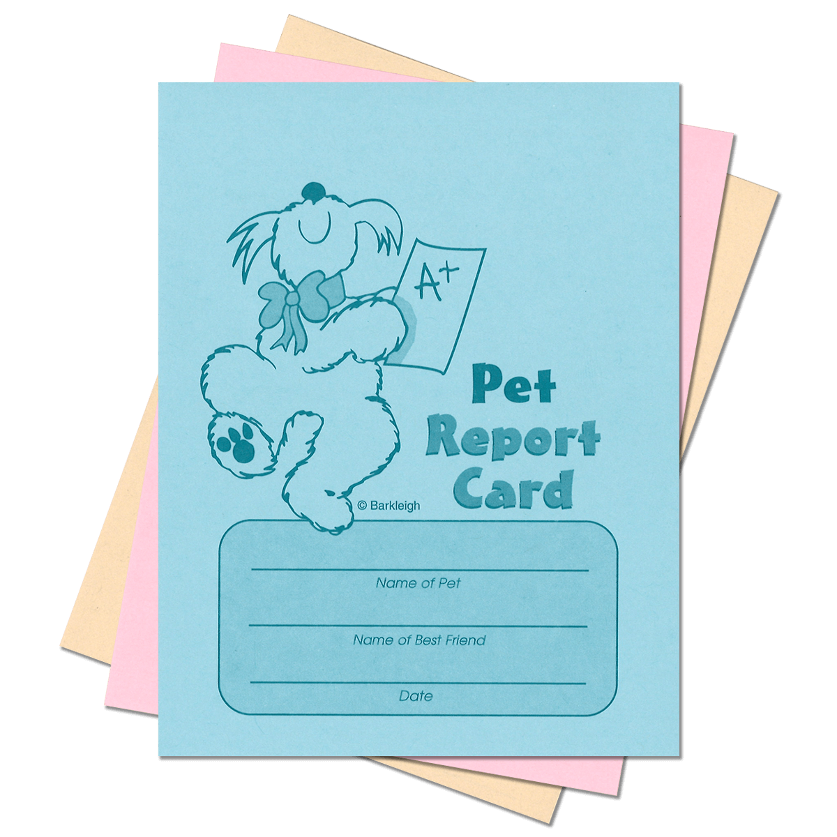 Pet Report Cards – Barkleigh Store