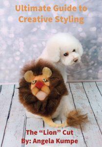 Lion Cut DVD Cover-Front