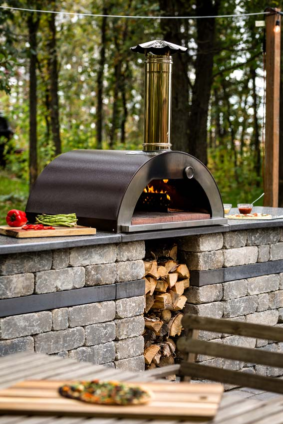 Harvest Grove Compact Pizza Oven
