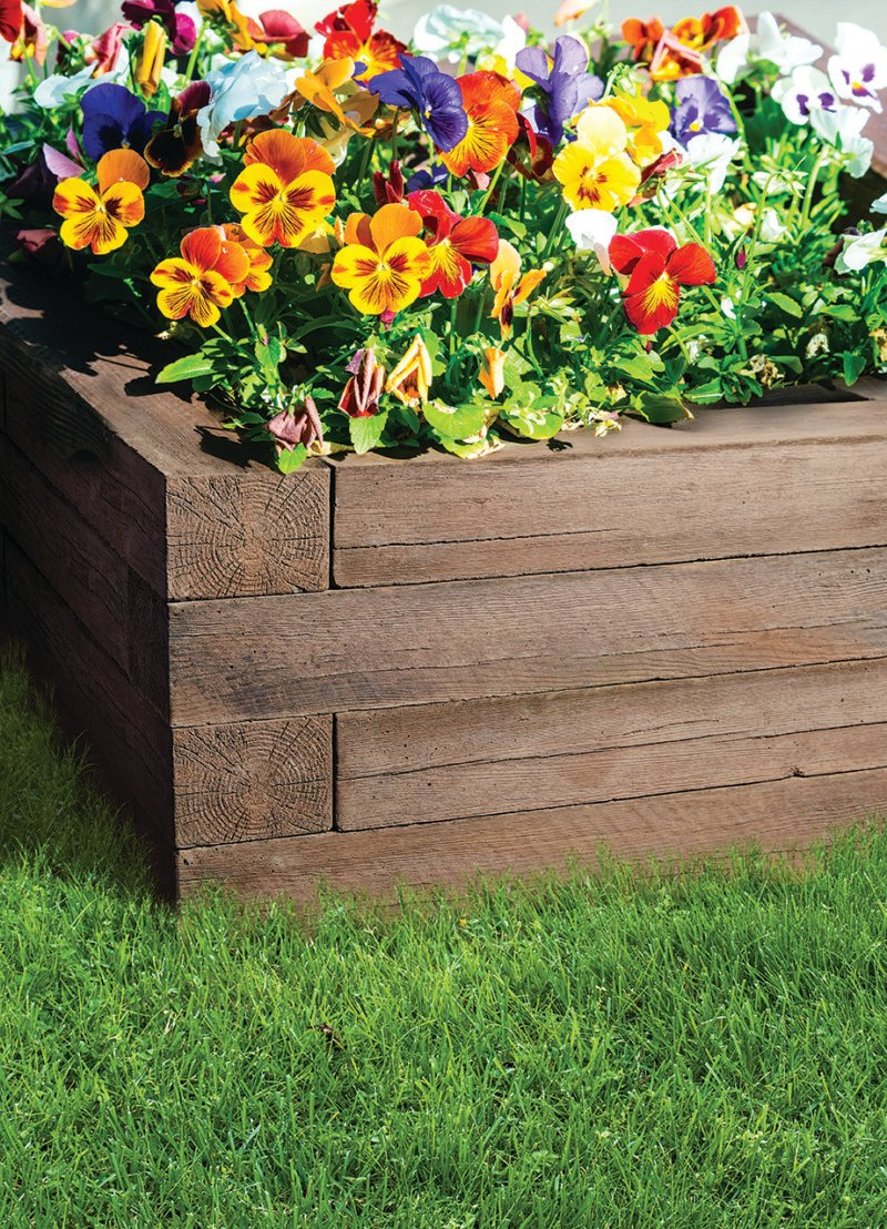 Bridgewood Wall Garden Box