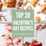 top 20 valentine's day recipes