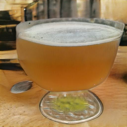 Beer Review:  The Honey Green Lager (6.2%)
