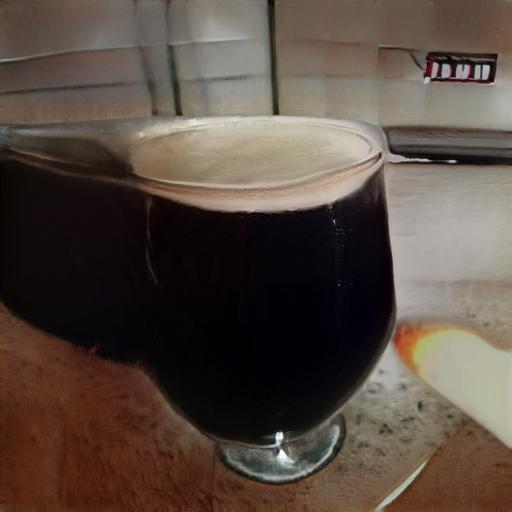 Beer Review:  Blueberry Bourbon Barrel Aged Barley Wine